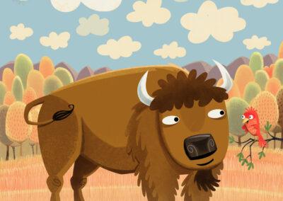 BuffaloBertBook