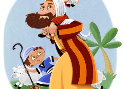 Isaac Jacob and Esau