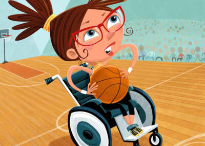 ed-koehler_girl-in-wheelchair-with-basketball
