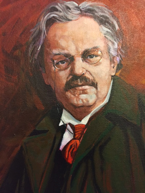 chesterton christian personals Being the church this slideshow is gk chesterton g k chesterton propounded the christian faith with great wit—and sheer intellectual force.